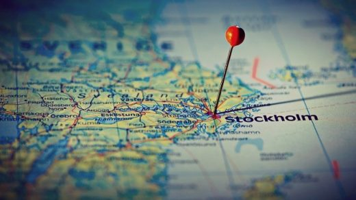 Топоними - Стокхолм