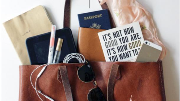 Инди микс - април 2015 чанта за път