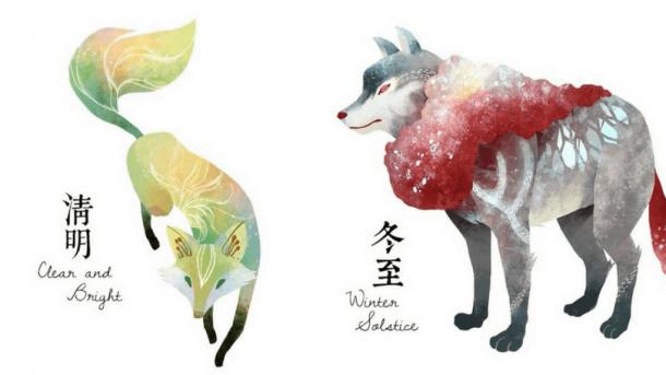 Китайските сезони - изображения на Cinyee Chiu