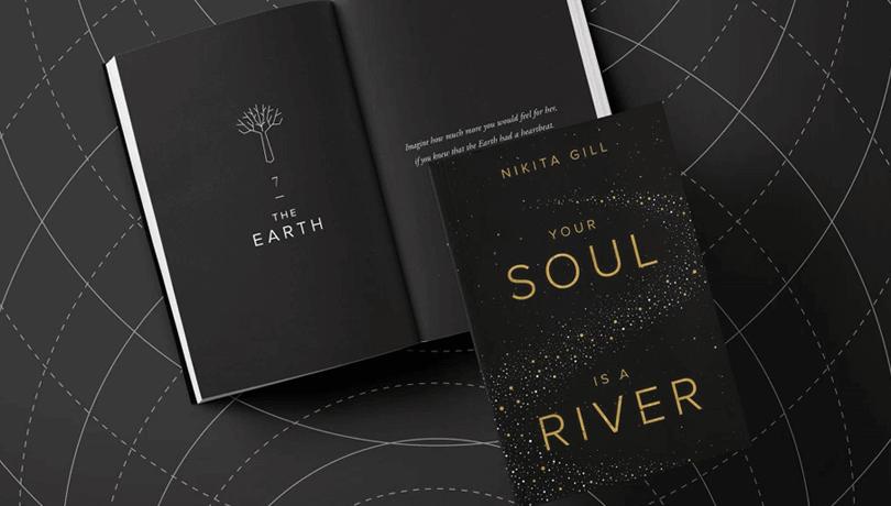 Nikita Gill книга Your Soul River